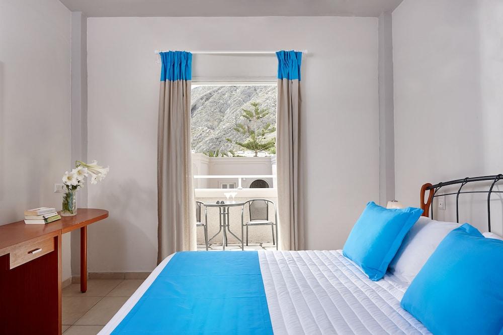 테라 블루 산토리니(Terra Blue Santorini) Hotel Image 19 - Guestroom View