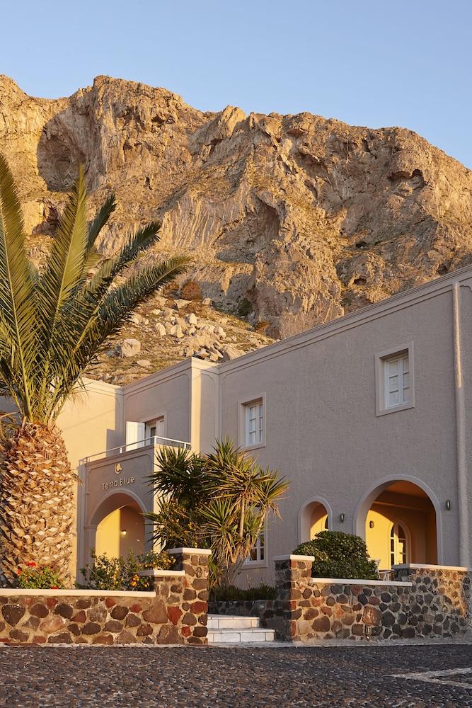 테라 블루 산토리니(Terra Blue Santorini) Hotel Image 37 - Hotel Front