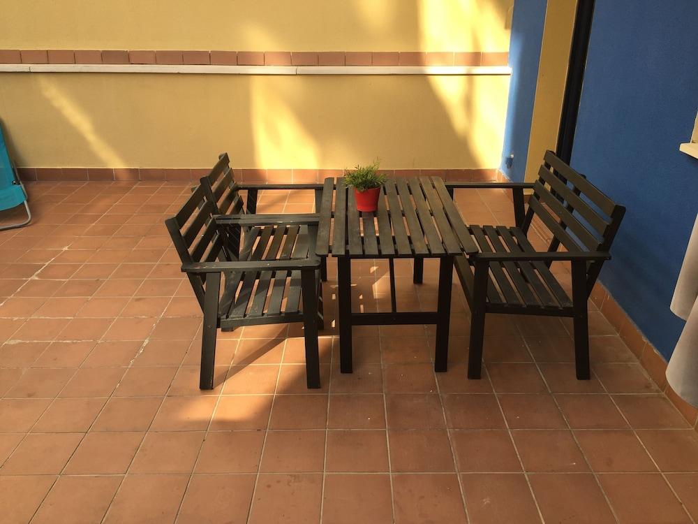 시트헤스고 아파트먼트(SitgesGO Apartments) Hotel Image 38 - Terrace/Patio