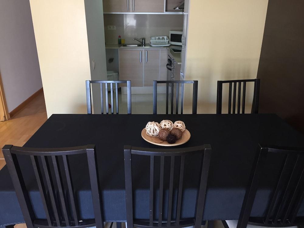 시트헤스고 아파트먼트(SitgesGO Apartments) Hotel Image 32 - Living Room