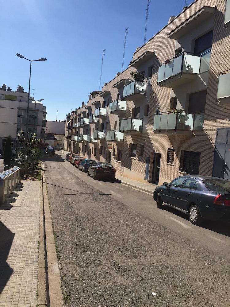 시트헤스고 아파트먼트(SitgesGO Apartments) Hotel Image 26 - Exterior detail