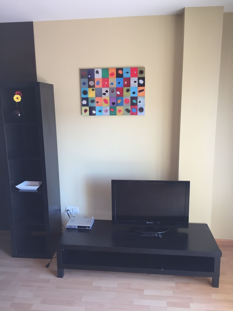 시트헤스고 아파트먼트(SitgesGO Apartments) Hotel Image 37 - Living Room