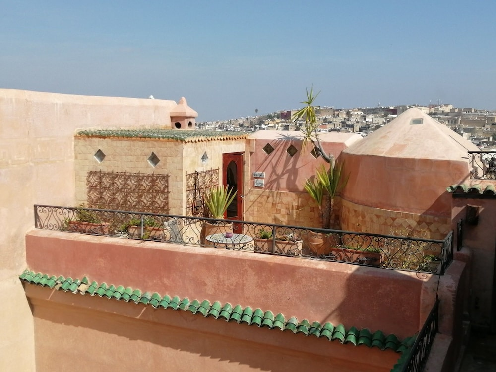리아드 타라(Riad Tara) Hotel Image 20 - Terrace/Patio