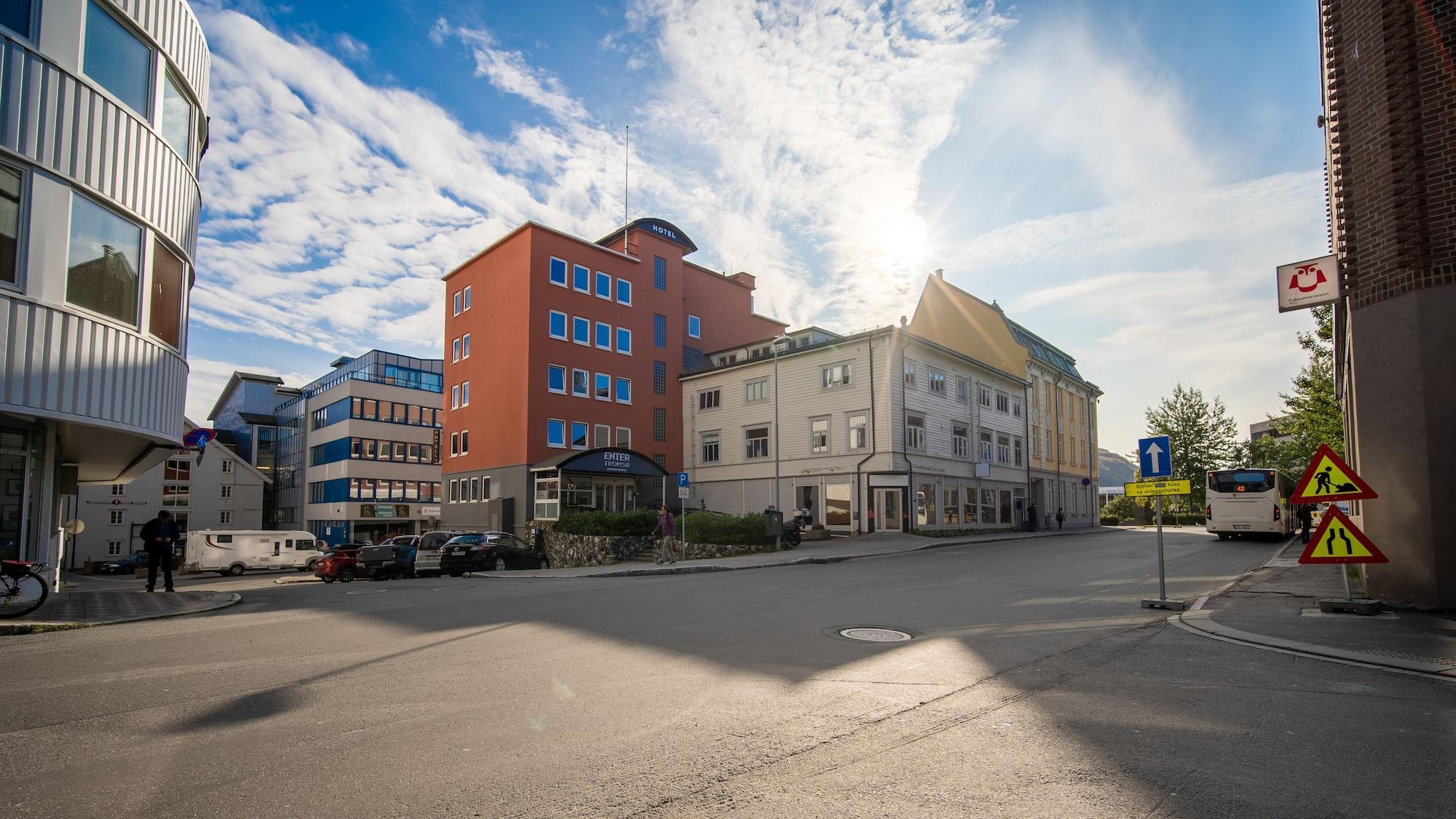 Enter Amalie Hotel, Tromsø