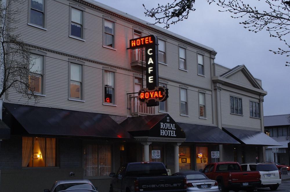로열 호텔(Royal Hotel) Hotel Image 47 - Hotel Front