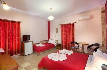 아크타이온 호텔(Aktaion Hotel) Hotel Image 14 - Guestroom
