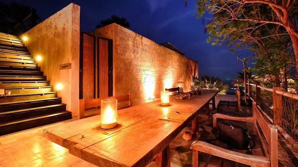 라 아 나투 베드 & 베이커리(la a natu bed & bakery) Hotel Image 67 - Terrace/Patio