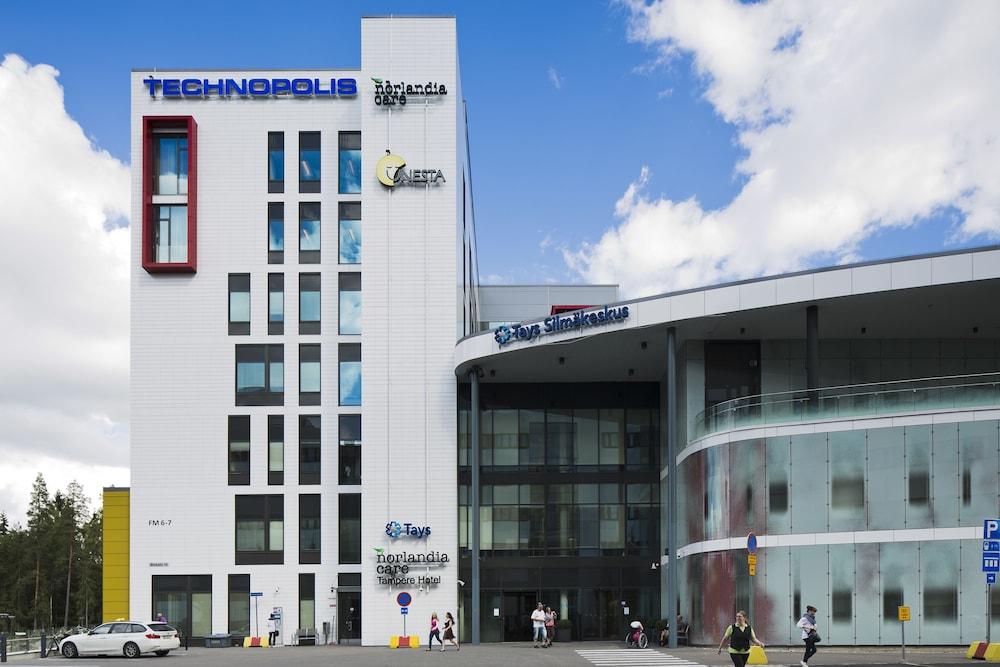놀란디아 케어 탬피어 호텔(Norlandia Care Tampere Hotel) Hotel Image 21 - Hotel Front