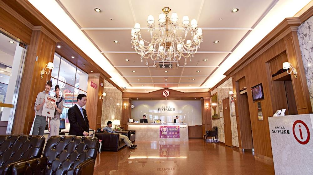 호텔 스카이파크 명동 III(HOTEL SKYPARK Myeongdong III) Hotel Image 3 - Lobby