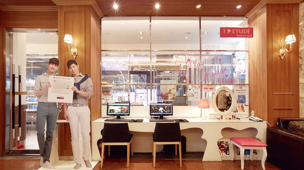 호텔 스카이파크 명동 III(HOTEL SKYPARK Myeongdong III) Hotel Image 43 - Business Center