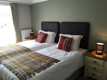 Deluxe Double or Twin Room (Room 3)