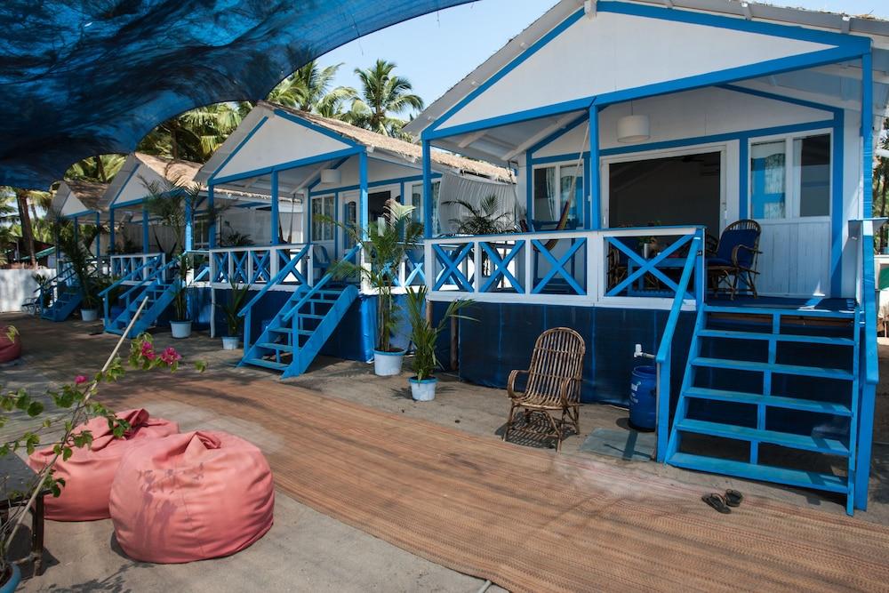 쿠바 아곤다(Cuba Agonda) Hotel Image 11 - Terrace/Patio