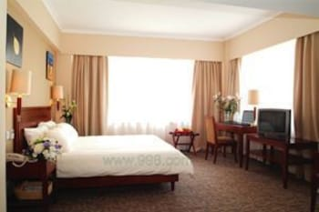 그린트리 인 난통 디벨로프먼트 존 센트럴 애비뉴 호텔(GreenTree Inn Nantong Development Zone Central Avenue Hotel) Hotel Image 0 - Featured Image