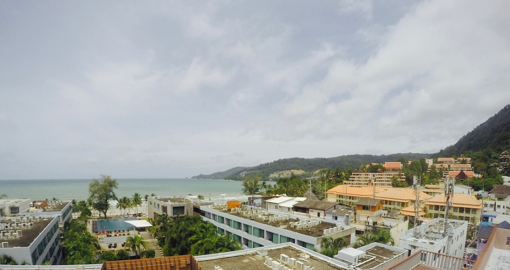 7Q 파통 비치 호텔(7Q Patong Beach Hotel) Hotel Image 68 - View from Hotel