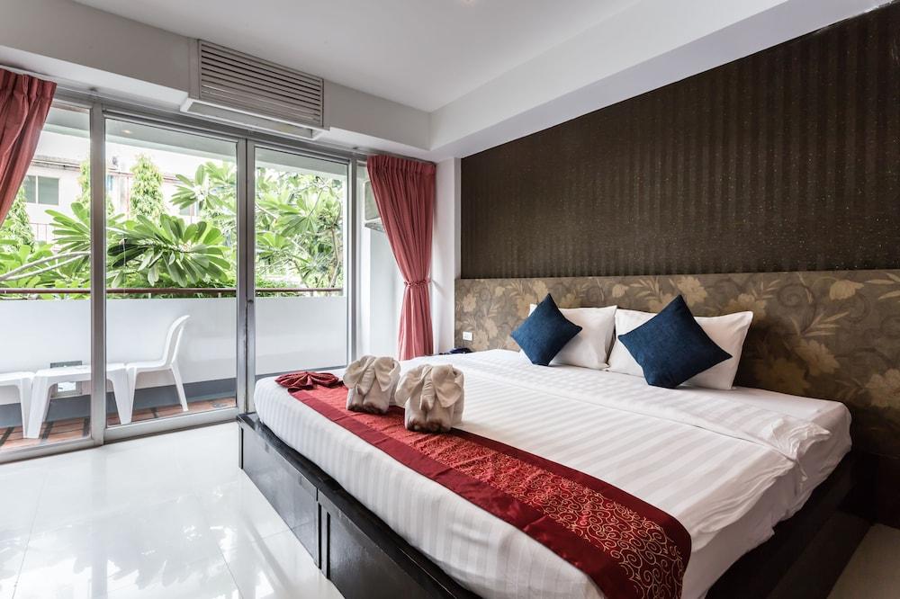 7Q 파통 비치 호텔(7Q Patong Beach Hotel) Hotel Image 41 - Guestroom