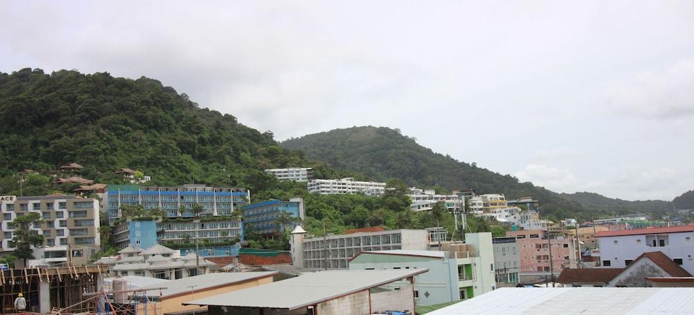 7Q 파통 비치 호텔(7Q Patong Beach Hotel) Hotel Image 71 - Mountain View
