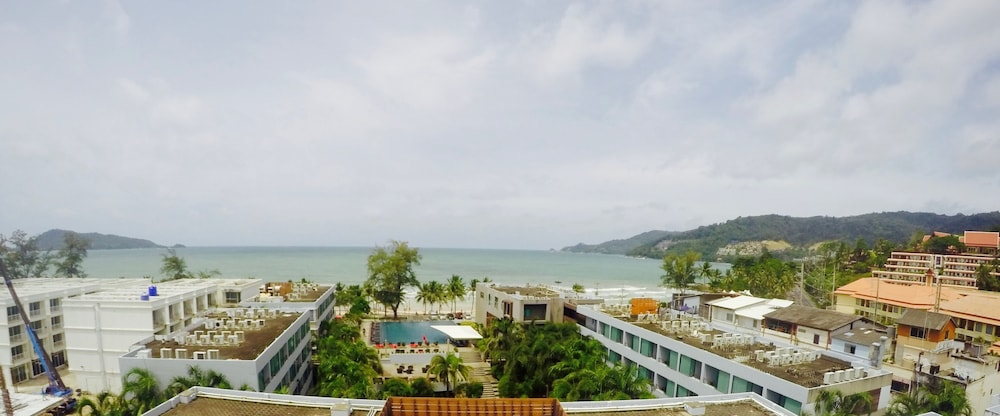 7Q 파통 비치 호텔(7Q Patong Beach Hotel) Hotel Image 65 - View from Hotel