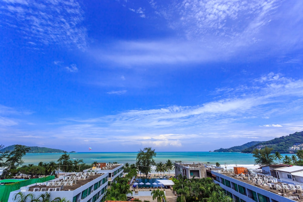 7Q 파통 비치 호텔(7Q Patong Beach Hotel) Hotel Image 70 - View from Hotel