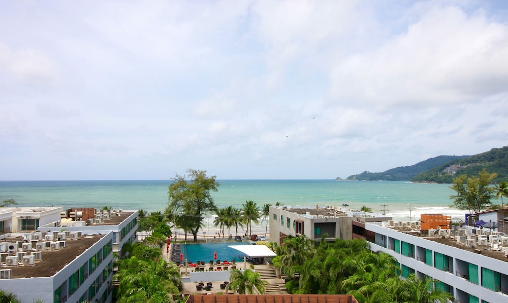7Q 파통 비치 호텔(7Q Patong Beach Hotel) Hotel Image 66 - View from Hotel