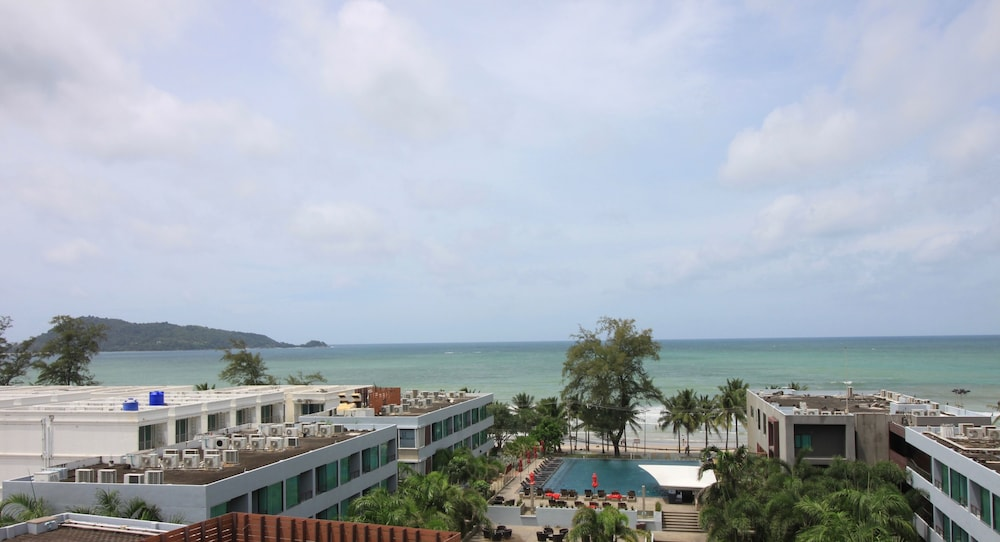 7Q 파통 비치 호텔(7Q Patong Beach Hotel) Hotel Image 67 - View from Hotel