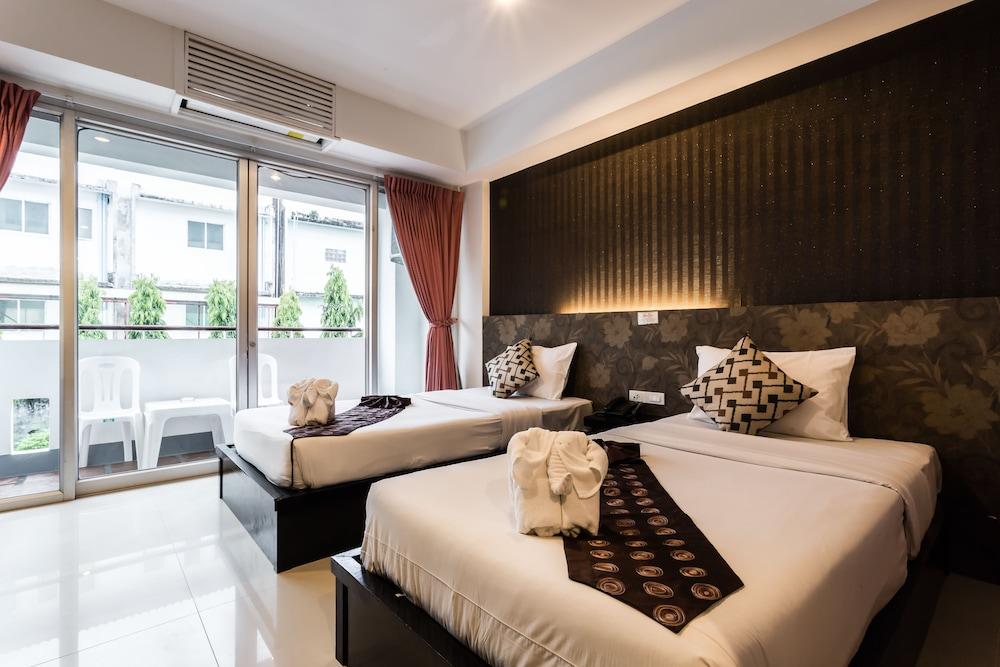 7Q 파통 비치 호텔(7Q Patong Beach Hotel) Hotel Image 16 - Guestroom