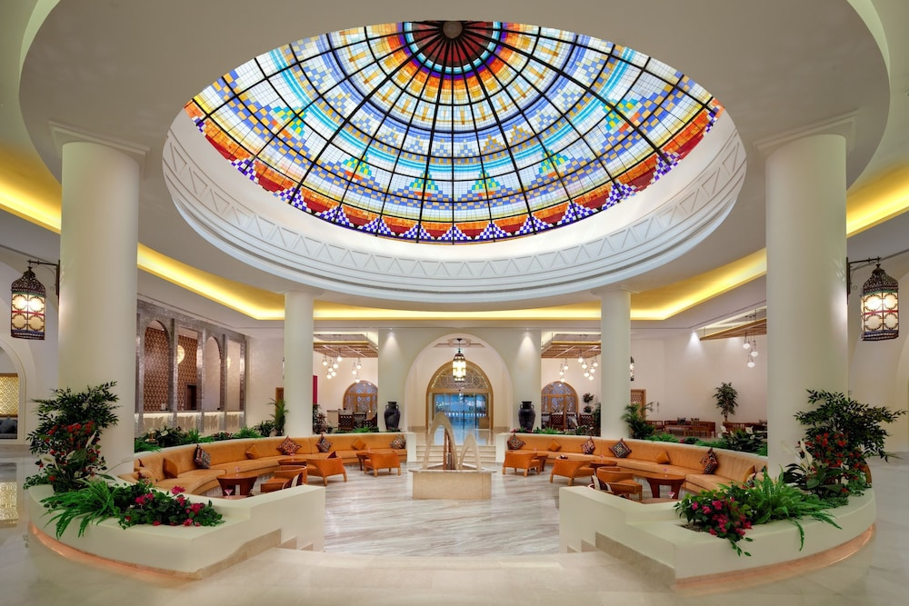 힐튼 마르사 알람 누비안 리조트(Hilton Marsa Alam Nubian Resort) Hotel Image 1 - Lobby Sitting Area