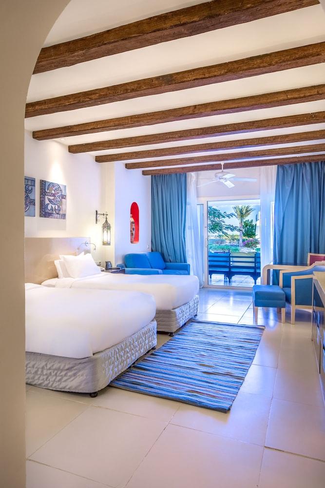 힐튼 마르사 알람 누비안 리조트(Hilton Marsa Alam Nubian Resort) Hotel Image 6 - Guestroom