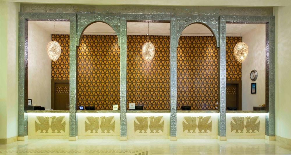 힐튼 마르사 알람 누비안 리조트(Hilton Marsa Alam Nubian Resort) Hotel Image 71 - Reception