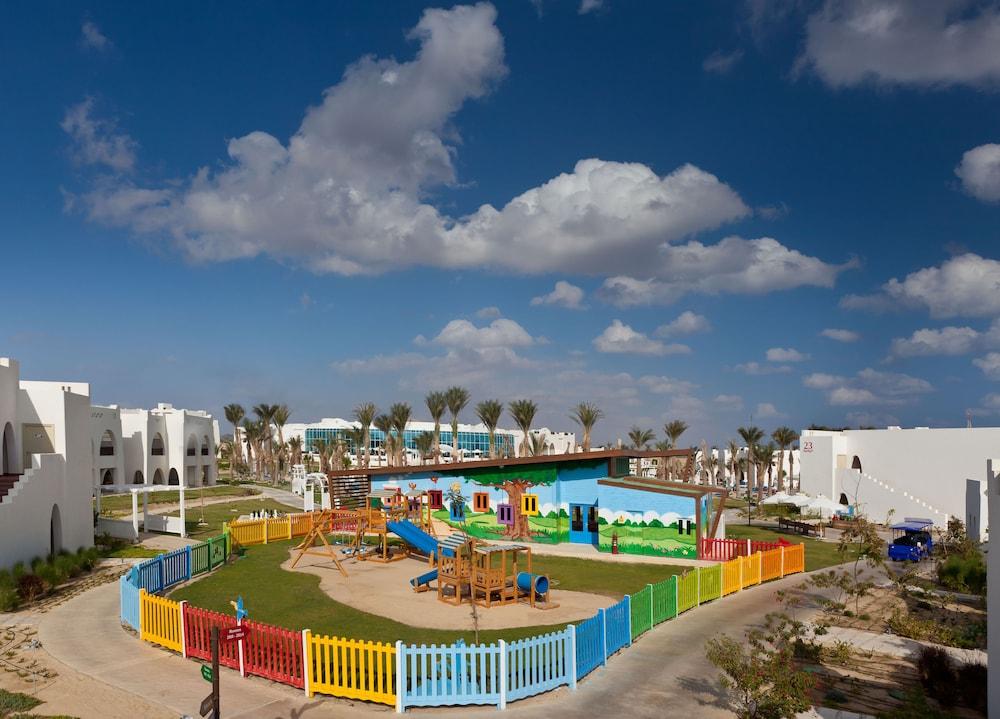 힐튼 마르사 알람 누비안 리조트(Hilton Marsa Alam Nubian Resort) Hotel Image 84 - Childrens Play Area - Outdoor