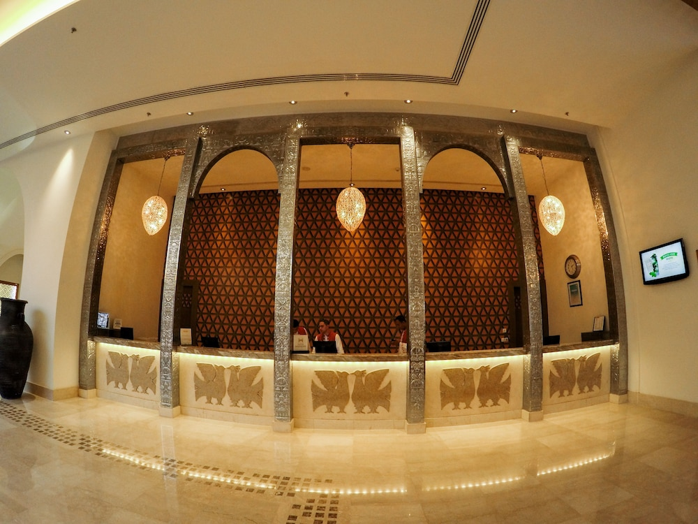 힐튼 마르사 알람 누비안 리조트(Hilton Marsa Alam Nubian Resort) Hotel Image 57 - Reception