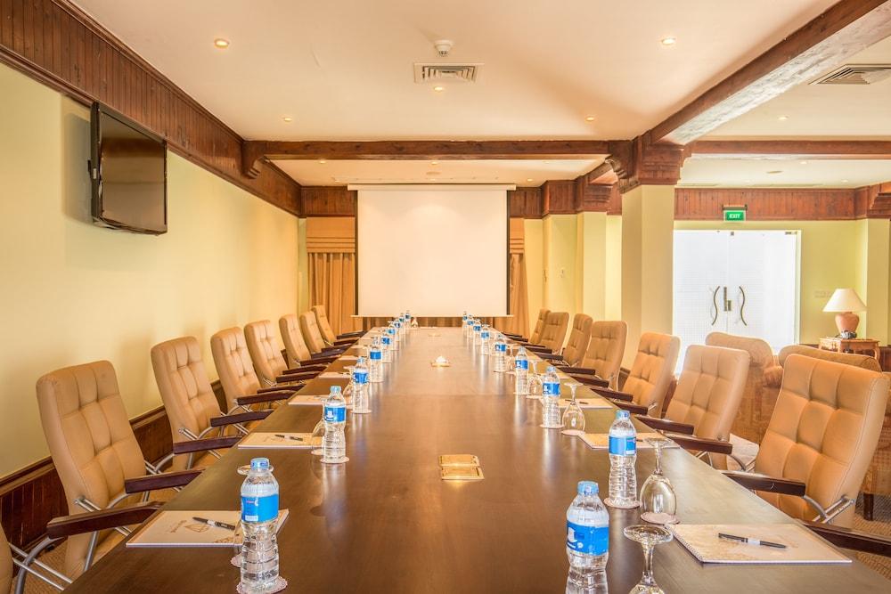힐튼 마르사 알람 누비안 리조트(Hilton Marsa Alam Nubian Resort) Hotel Image 98 - Meeting Facility