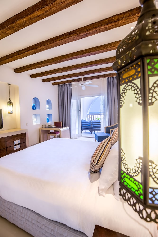 힐튼 마르사 알람 누비안 리조트(Hilton Marsa Alam Nubian Resort) Hotel Image 9 - Guestroom