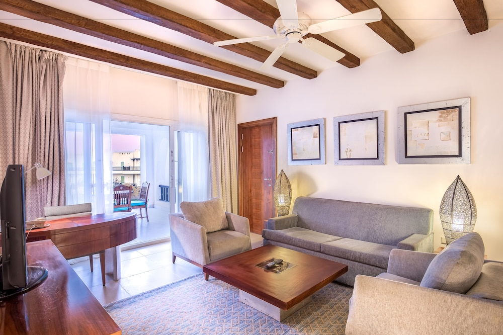 힐튼 마르사 알람 누비안 리조트(Hilton Marsa Alam Nubian Resort) Hotel Image 50 - Living Room