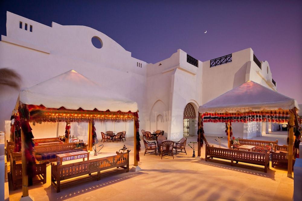 힐튼 마르사 알람 누비안 리조트(Hilton Marsa Alam Nubian Resort) Hotel Image 85 - Restaurant