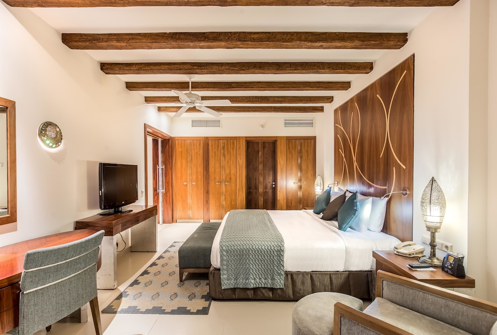 힐튼 마르사 알람 누비안 리조트(Hilton Marsa Alam Nubian Resort) Hotel Image 41 - Guestroom