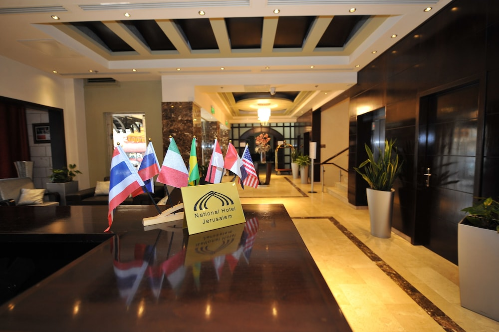 내셔널 호텔 예루살렘(National Hotel Jerusalem) Hotel Thumbnail Image 0 - Interior Entrance