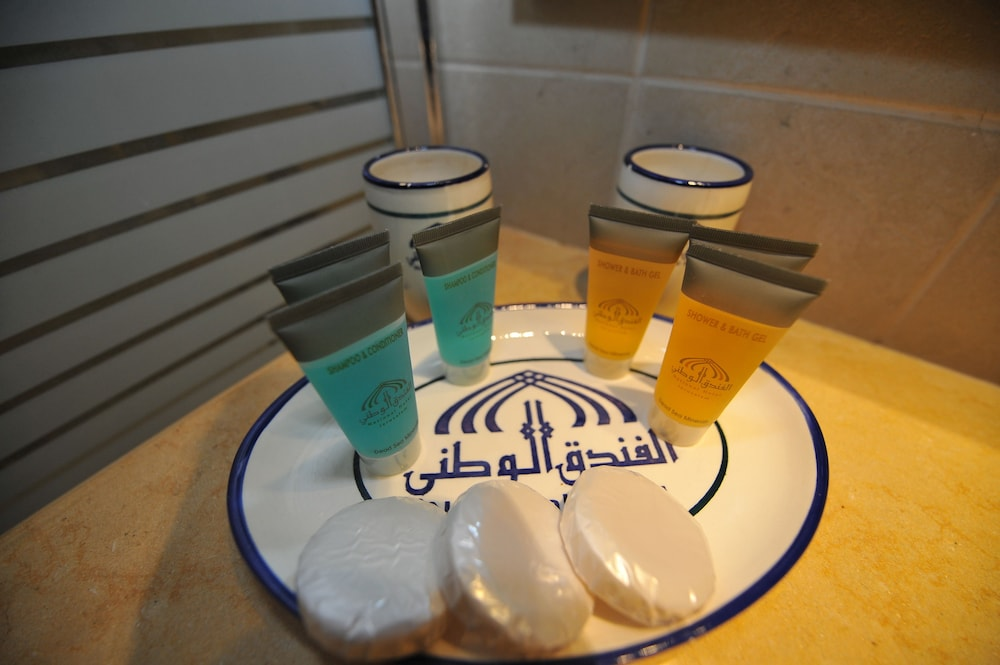 내셔널 호텔 예루살렘(National Hotel Jerusalem) Hotel Image 25 - Bathroom