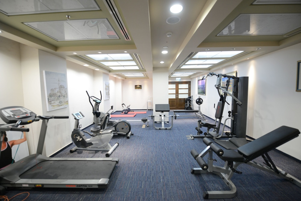 내셔널 호텔 예루살렘(National Hotel Jerusalem) Hotel Image 28 - Gym