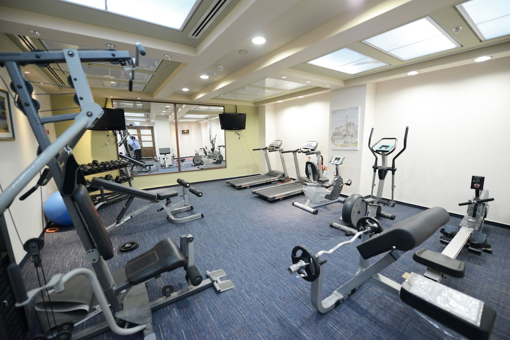 내셔널 호텔 예루살렘(National Hotel Jerusalem) Hotel Image 29 - Gym