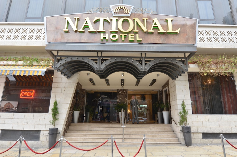 내셔널 호텔 예루살렘(National Hotel Jerusalem) Hotel Thumbnail Image 50 - Hotel Entrance