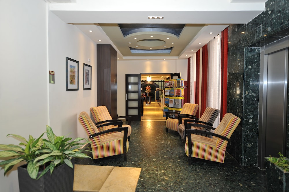 내셔널 호텔 예루살렘(National Hotel Jerusalem) Hotel Image 1 - Lobby Sitting Area