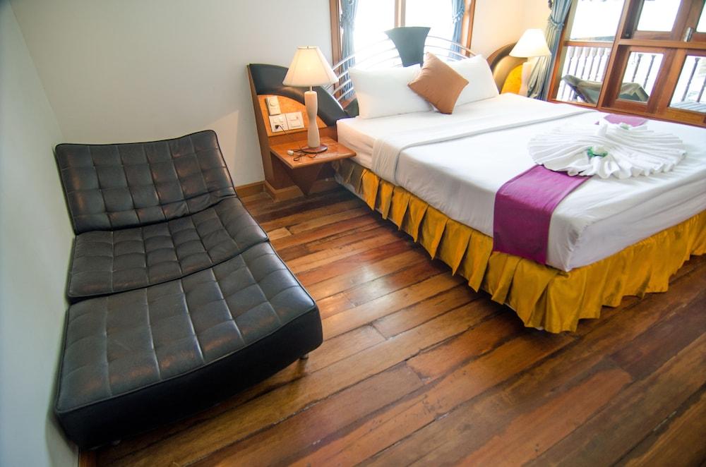 시 가든 리조트 - 하아드 린(Sea Garden Resort - Haad Rin) Hotel Image 3 - Guestroom