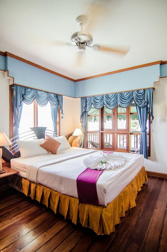 시 가든 리조트 - 하아드 린(Sea Garden Resort - Haad Rin) Hotel Image 2 - Guestroom