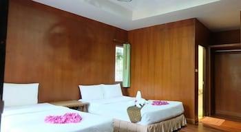 시 가든 리조트 - 하아드 린(Sea Garden Resort - Haad Rin) Hotel Image 21 - Guestroom