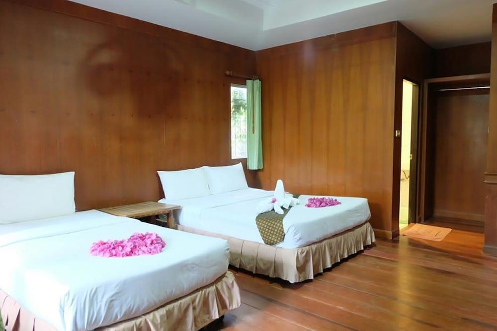 시 가든 리조트 - 하아드 린(Sea Garden Resort - Haad Rin) Hotel Image 11 - Guestroom