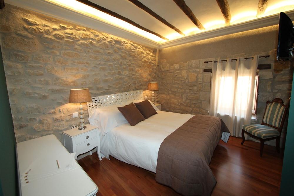 호텔 델 시트하르(Hotel del Sitjar) Hotel Image 4 - Guestroom