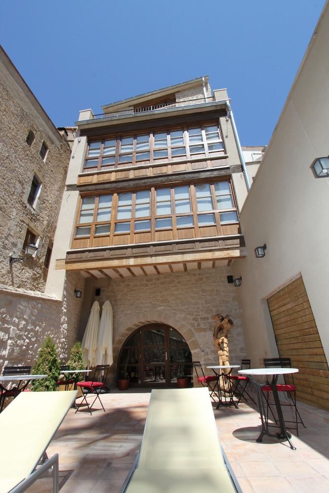 호텔 델 시트하르(Hotel del Sitjar) Hotel Image 45 - Hotel Front