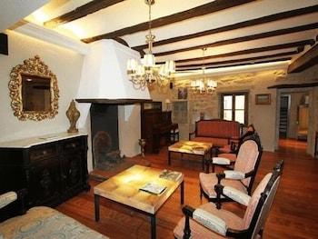 호텔 델 시트하르(Hotel del Sitjar) Hotel Image 44 - Fireplace