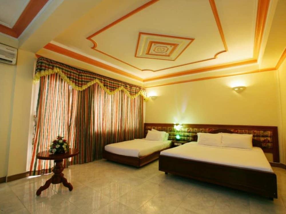 럭키 스타 호텔(Lucky Star Hotel) Hotel Image 7 - Guestroom