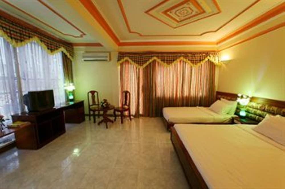 럭키 스타 호텔(Lucky Star Hotel) Hotel Image 9 - Guestroom